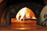 Originalna talianska pec vykurovana drevom -